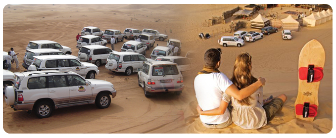 Adventure Dubai, Desert adventure tour Dubai